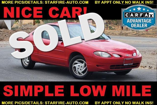 2001 Ford Escort ZX2 in Santa Clarita, CA 91390