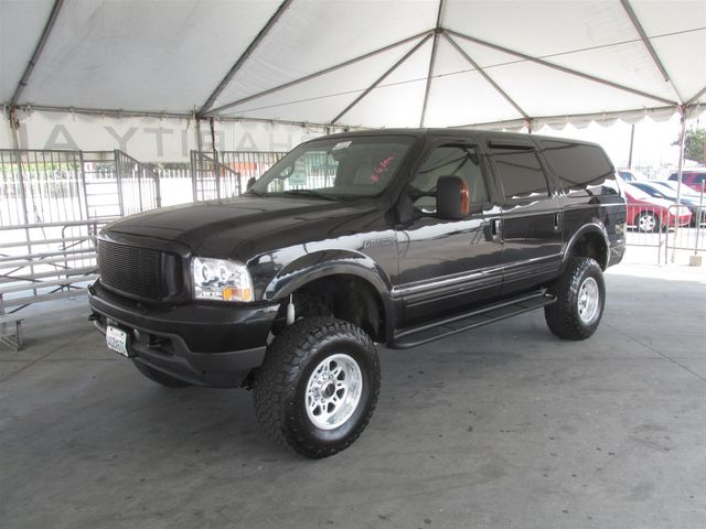 2001 Ford Excursion Limited Gardena, California