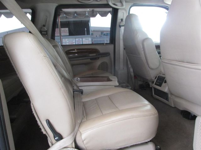 2001 Ford Excursion Limited Gardena, California 11