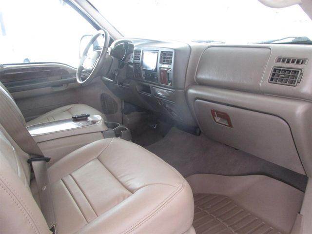2001 Ford Excursion Limited Gardena, California 7