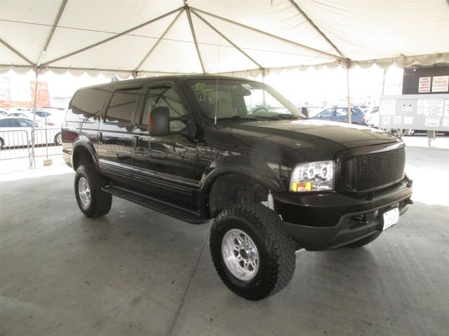2001 Ford Excursion Limited Gardena, California 3