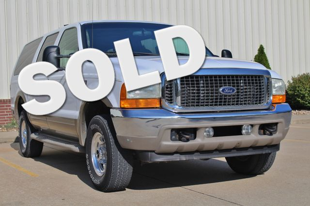 2001 Ford Excursion Limited in Jackson, MO 63755