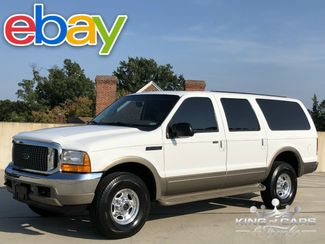 2001 Ford Excursion Limited 7.3l TURBO DIESEL 73K MILES 1-OWNER 4X4 in Woodbury, New Jersey 08096