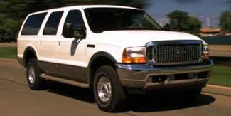2001 Ford Excursion Limited in Tomball, TX 77375
