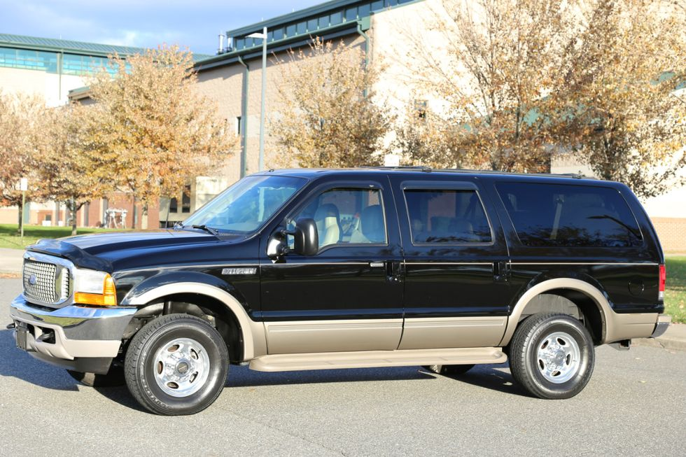 2001 ford excursion 7.3 owners manual