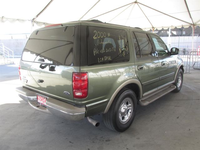 2001 Ford Expedition Eddie Bauer Gardena, California 2