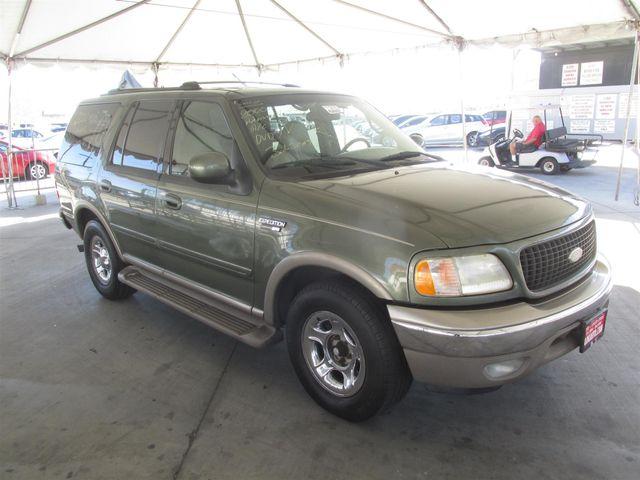 2001 Ford Expedition Eddie Bauer Gardena, California 3