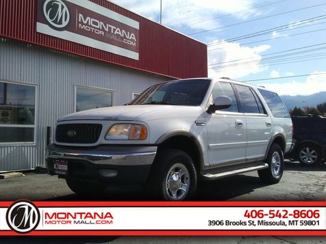 2001 Ford Expedition XLT in