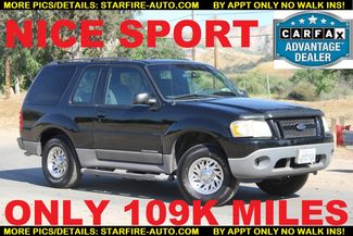 2001 Ford Explorer Sport Santa Clarita, CA