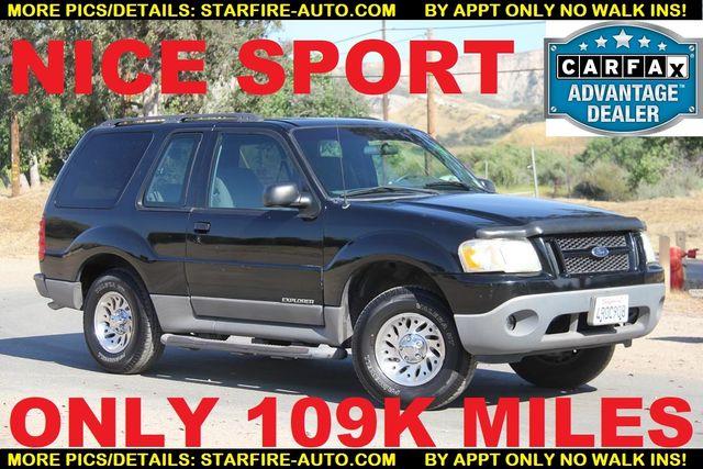 2001 Ford Explorer Sport Santa Clarita, CA 0