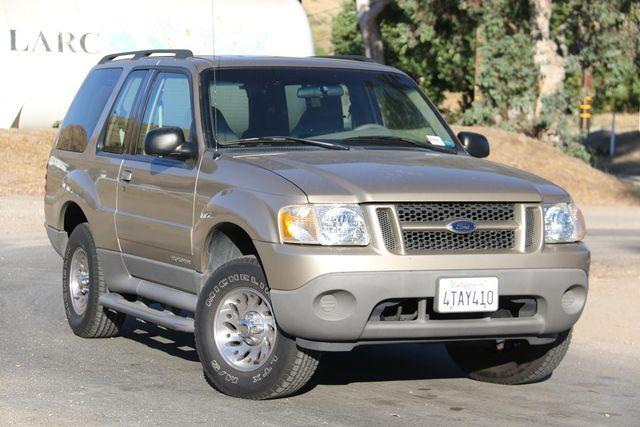 2001 Ford Explorer Sport Santa Clarita, CA 3