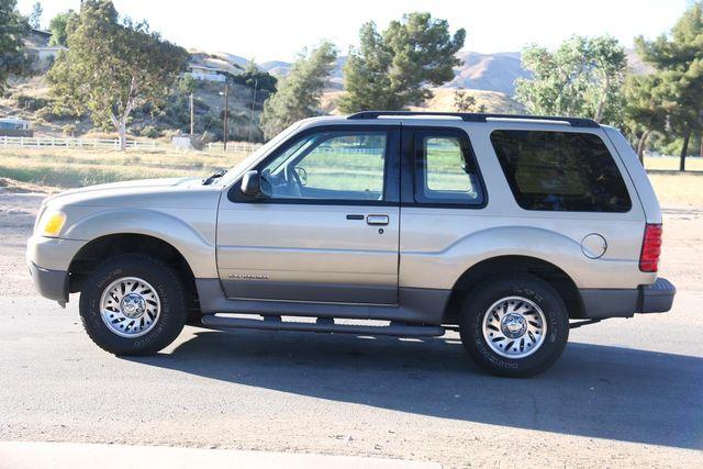 2001 Ford Explorer Sport Santa Clarita, CA 10