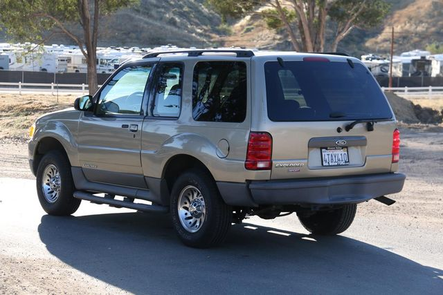 2001 Ford Explorer Sport Santa Clarita, CA 5