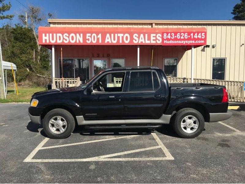 2001 Ford Explorer Sport Trac 4WD | Myrtle Beach, South Carolina | Hudson Auto Sales in Myrtle Beach South Carolina