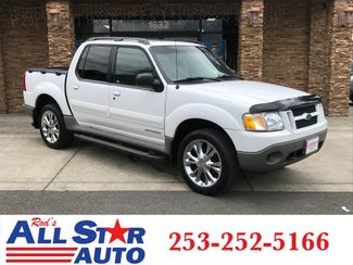 2001 Ford Explorer Sport Trac 4WD in Puyallup Washington, 98371
