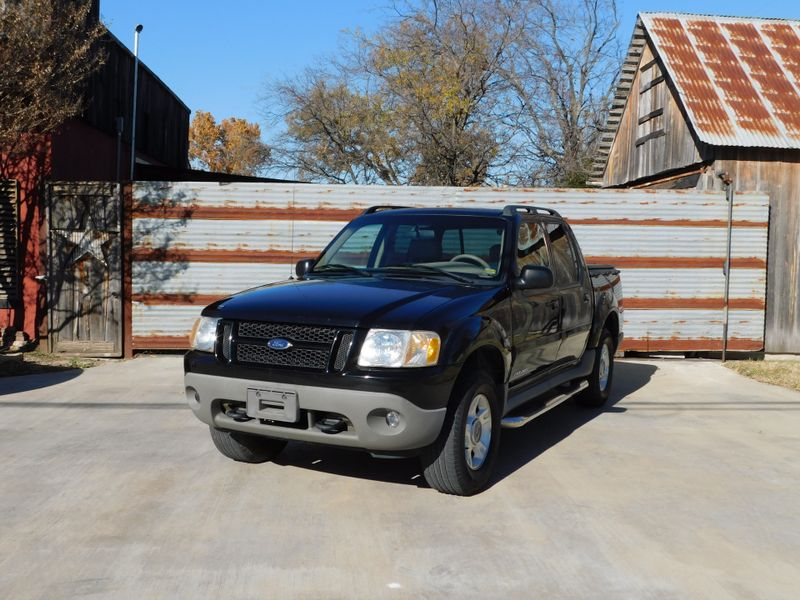2001 Ford Explorer Sport Trac 4X2  city TX  Dallas Motorsports  in Wylie, TX