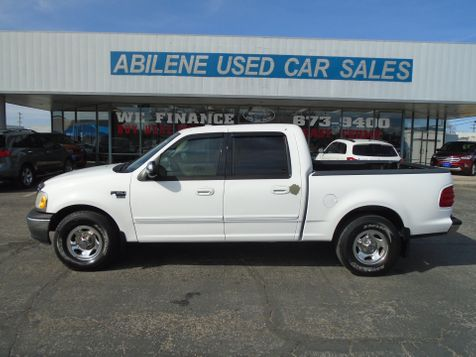 2001 Ford F-150 XLT in Abilene, TX