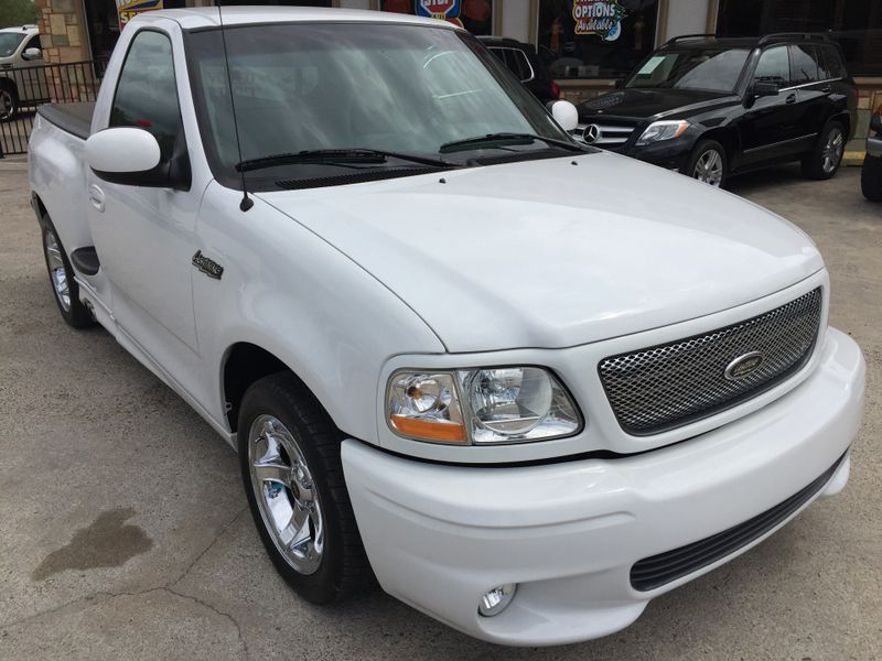 2001 Ford F-150 Lightning  Brownsville TX  English Motors  in Brownsville, TX
