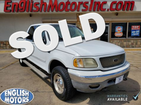 2001 Ford F-150 Lariat in Brownsville, TX