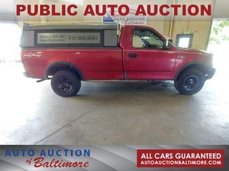 2001 Ford F-150  | JOPPA, MD | Auto Auction of Baltimore  in Joppa MD