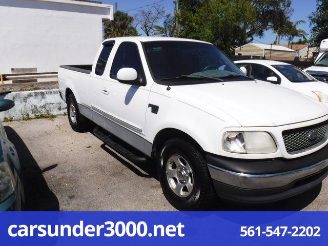 2001 Ford F-150 XLT Lake Worth , Florida