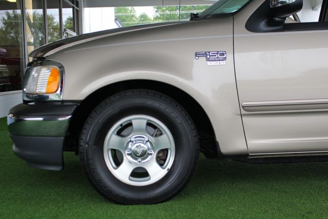 2001 Ford F-150 XLT SuperCrew RWD - FIBERGLASS TOPPER - ONE OWNER! Mooresville , NC 18