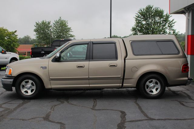 2001 Ford F-150 XLT SuperCrew RWD - FIBERGLASS TOPPER - ONE OWNER! Mooresville , NC 14