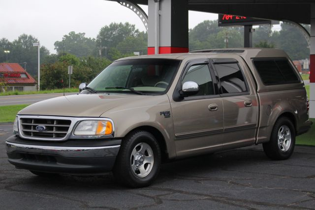 2001 Ford F-150 XLT SuperCrew RWD - FIBERGLASS TOPPER - ONE OWNER! Mooresville , NC 20