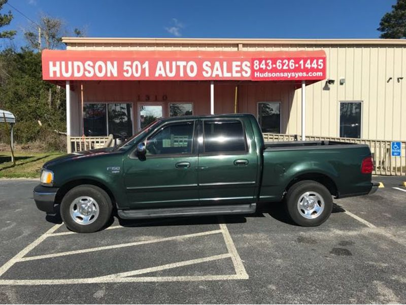 2001 Ford F-150 XLT | Myrtle Beach, South Carolina | Hudson Auto Sales in Myrtle Beach South Carolina