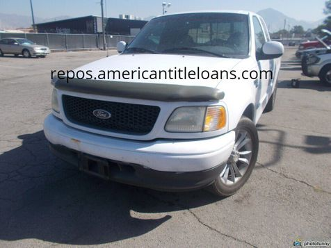 2001 Ford F-150 XL in Salt Lake City, UT