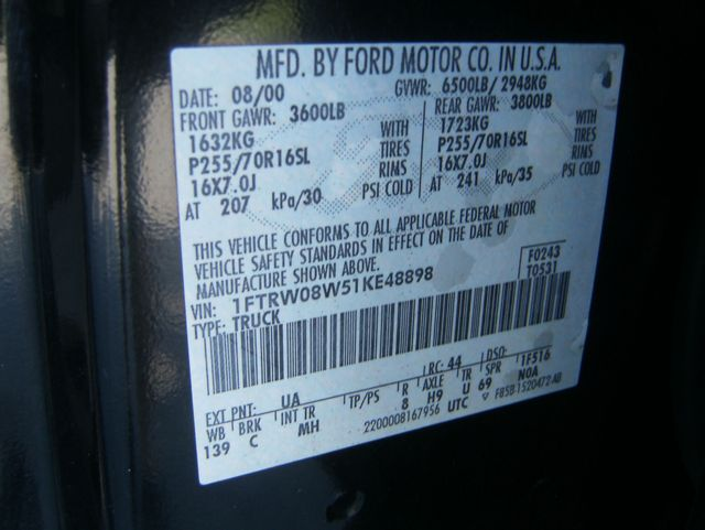 2001 Ford F-150 XLT Crew Cab in West Chester, PA 19382