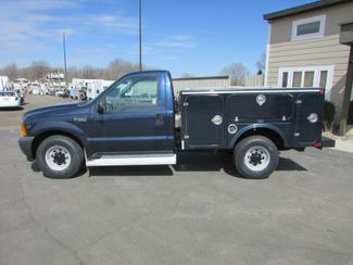 2001 Ford F-250 4x2 Service Utility Truck   St Cloud MN  NorthStar Truck Sales  in St Cloud, MN
