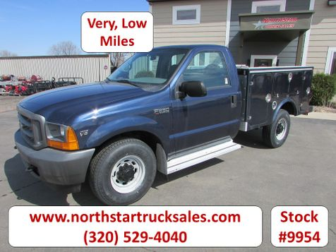 2001 Ford F-250 4x2 Service Utility Truck  in St Cloud, MN