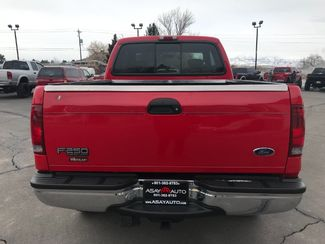 2001 Ford F-250 SD XL SuperCab Short Bed 4WD LINDON, UT 4