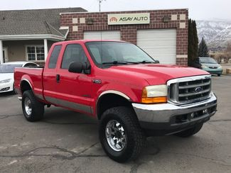 2001 Ford F-250 SD XL SuperCab Short Bed 4WD LINDON, UT 6