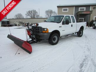 2001 Ford F-350 4x4 Ex-Cab PickupPlow   St Cloud MN  NorthStar Truck Sales  in St Cloud, MN