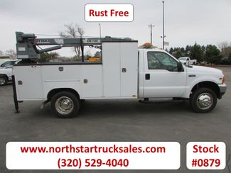 2001 Ford F-550 4x2 Service Utility Truck   St Cloud MN  NorthStar Truck Sales  in St Cloud, MN