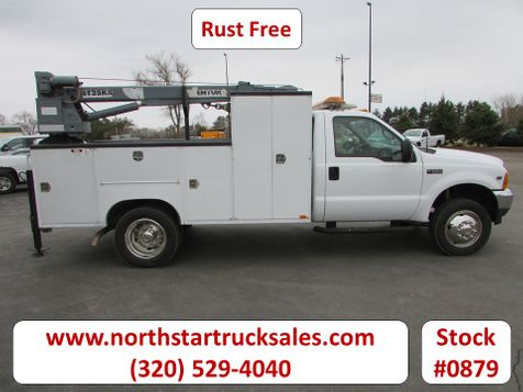 2001 Ford F-550 4x2 Service Utility Truck  in St Cloud, MN
