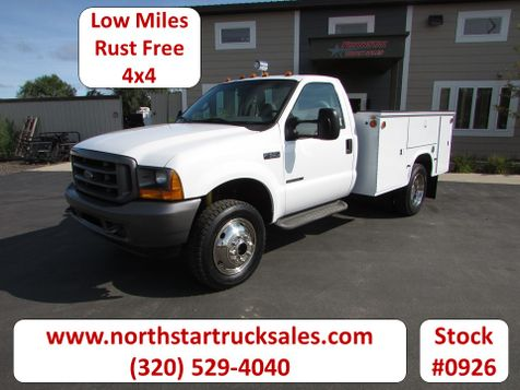 2001 Ford F-550 4x4 Service Utility Truck  in St Cloud, MN