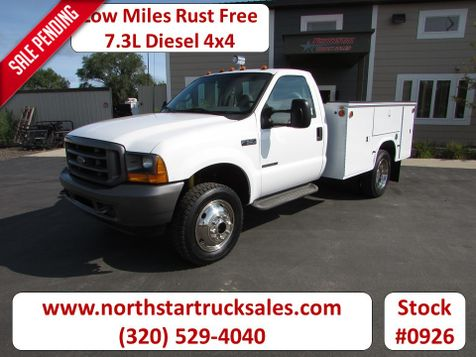2001 Ford F-550 7.3 4x4 Service Utility Truck  in St Cloud, MN