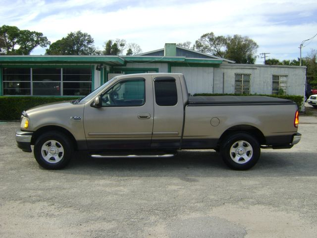 2001 Ford F150 XLT EXT CAB