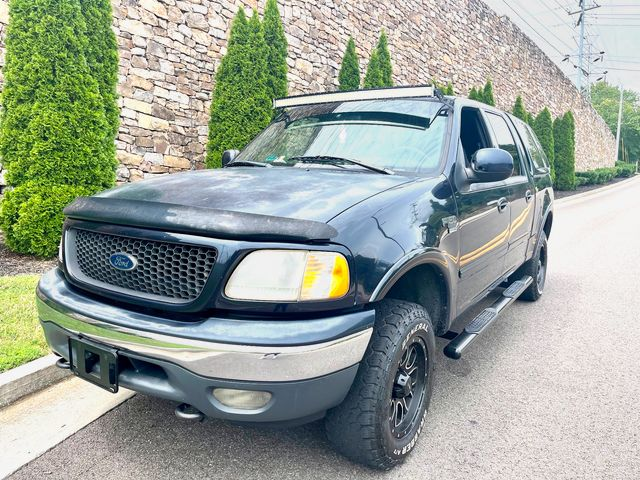 2001 Ford F150 XLT