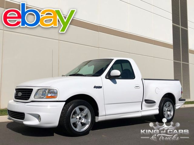 2001 Ford F150 Lightning 5.4l SUPERCHARGED ALL ORIGINAL 73K MILES 2-OWNER MINT