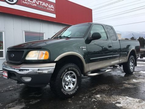 2001 Ford F150 Super Cab Short Bed 4D in