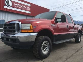 2001 Ford F250 Super Duty Crew Cab Short Bed  city Montana  Montana Motor Mall  in , Montana