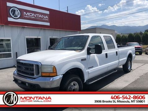 2001 Ford F250 Super Duty Crew Cab Long Bed in