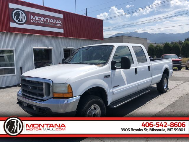 2001 Ford F250 Super Duty Crew Cab Long Bed