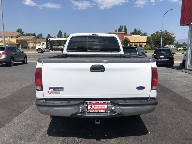 2001 Ford F250 Super Duty Crew Cab Long Bed in Missoula, MT 59801