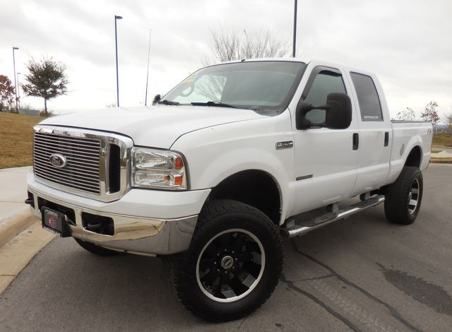 2001 Ford F250 Super Duty Crew Cab Short Bed