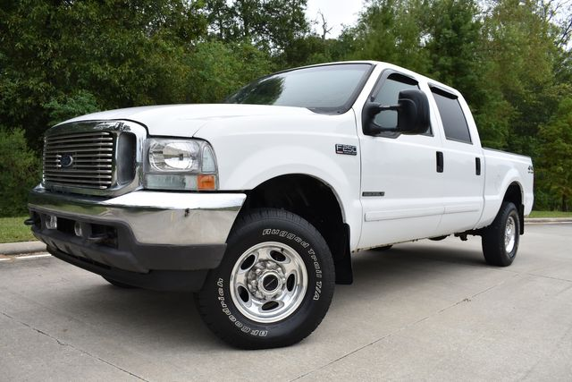 2001 Ford F250SD Lariat